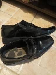 Sapato Social Confort Preto