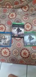 Terra Média Sombras De Mordor +filme Senhor dos Anéis [XBOX ONE]