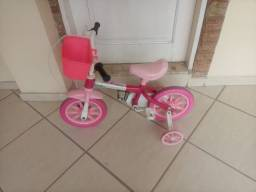 Bike Infantil Aro 14 (Semi-nova)
