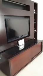 Vendo rack com painel de Tv