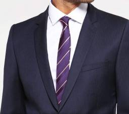 Terno Slim completo ganhe gravata