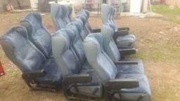 Bancos ônibus