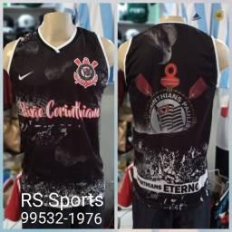 Camiseta Regata do Corinthians