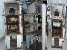 Arranhador de Gato - 4 andares