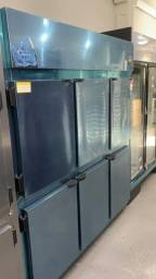 Geladeira comercial 6 portas pronta entrega (Guilherme