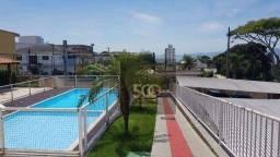 Apartamento com 2 dormitórios à venda, 55 m² por R$ 180.999,00 - Serraria - São José/SC
