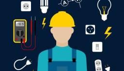 Contrata-se Eletricista Residencial e Predial para inicio Imediato