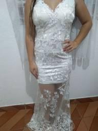 Vestido Noiva Gabriela Grego + Véu