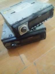 2 radios de carro