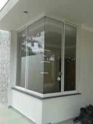 Janelas,Portas , Box em vidro temperado !!!