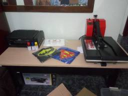 BARbADA Kit Estamparia Completo