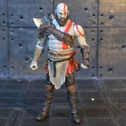 Boneco Action Figure God Of War 4 Kratos Mel