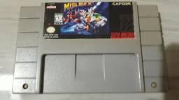 Mega Man X2 Super Nintendo