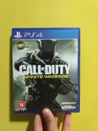 Call of duty infinite warfare para ps4 R$50