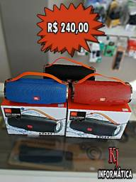Caixa De Som Portable Wireless Speaker K5+ Mini Xtreme JBL