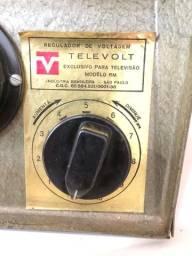 Regulador de voltagem Televolt (antigo)
