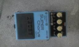 Pedal de chorus boss ch1