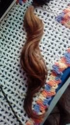 Mega hair ruivo cobre