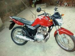 Honda Cg fan 125 ks ano 2014 - 2014