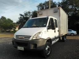 Iveco Daily Cd 70c16 Cabine Dupla 2010 - 2010