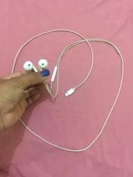 EarPods com conector Lightning (Fone de Ouvido Original Apple)