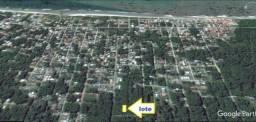 Terrenos em Itapoá - SC parcelados, entrada R$ 4.500,00 + saldo 120 x R$ 500,00