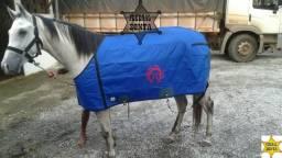 Capa P/cavalo Inverno Personalizada/bordada