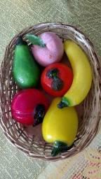 Frutas vidro