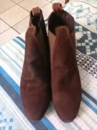 Botas roda pé