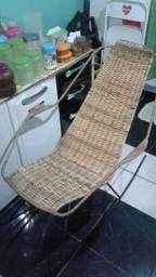 Cadeira de cipó titica