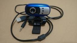 Web Cam Infokit com microfone
