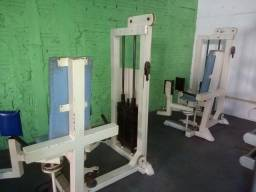 Academia de musculação 21 mil