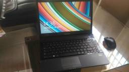 Notebook Sansung Intel Core i3 - tela led 14, 4G, 500G