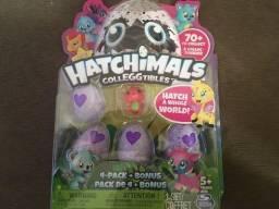 Hatchimals Colleggtibles Colecionáveis - 4 Ovos Surpresa