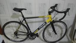 Bicicleta Speed Strada Caloi 16v