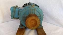 Motor Elétrico Trifásico 2cv Kohlbach 220/380/440v Usado 350,00