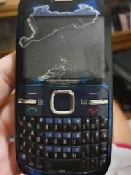 Celular Nokia pra aproveitar peça