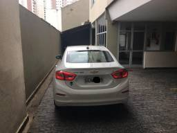 Cruze lt 1.4 turbo - financiado - 2017