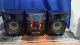 Micro System Sony 250wats Rms