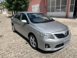 Toyota corolla xei 2012/2013 novo 2 dono - 2013