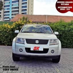 Suzuki Grand Vitara top 2012 - 2012