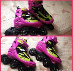 Patins inline - oxer monster abec7