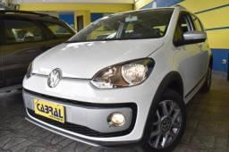 Volkswagen cross up 2017 1.0 mpi 12v flex 4p manual