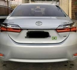 Corolla GLi, semi-novo - 2018