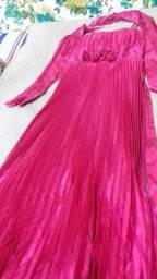 Vestido de Madrinha, semi-novo pink
