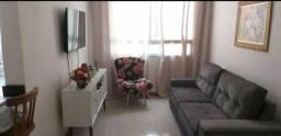Apartamento 2/4 com suíte - Cond. Spazio Soberano - Mobiliado
