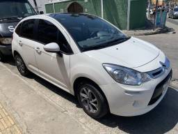 Citröen C3 branco 1.6 automático 2015 - 2015
