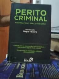 VENDO LIVRO PERITO criminal