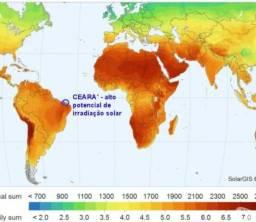 Terreno Para Usina Fotovoltaica ou mista Eolica - 940 Hectares OK Parceria no negocio
