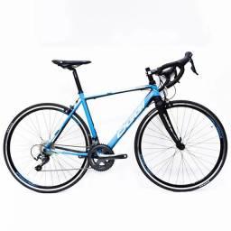 Bike speed oggi stimolla 54 garfo carbono Shimano Tiagra